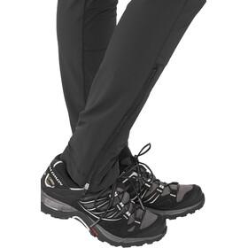 Maier Sports Lana Slim Pantalones Touring Strech Mujer, black